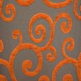 Wzorniki tkanin firmy Dąstal - Art decorations. Wzór nr 10.